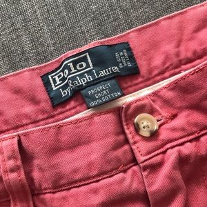 Men's Polo Ralph Lauren Sz 34 Prospect Short